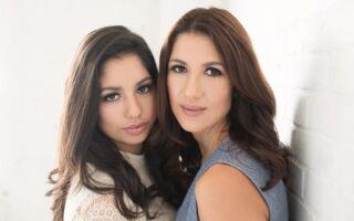 ГЛУБОКИЙ ПИЛИНГ ЛИЦА: с дочкой как сестры