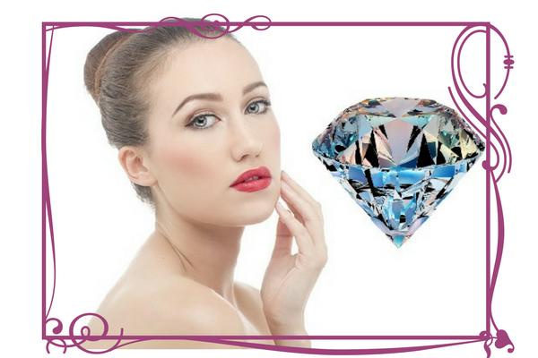 бриллиантовый эксфолиант