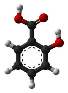 формула салициловой кислоты