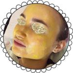 желтое лицо